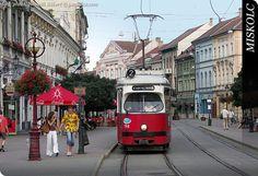 Miskolc, Northern Hungary