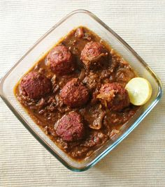 Mutton Kofta Gravy Recipe. Tasty meat balls dipped in gravy. The aroma of this dish is simply superb and tempting.