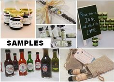 Items similar to Favor Sampler , Receive Refund when placing your order. Variety of BBQ Hot Sauces Jams Honey Spices weddings bridal baby birthday on Etsy Jam Favors, Honey Favors, Olive Oil Favors, Coffee Favors, Hot Sauces, Bbq Rub, Grilling Tips, Wedding Favors, Wedding Decor