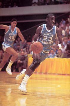 Michael Jordan UNC