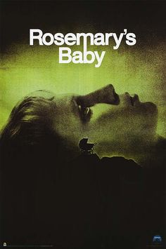 Rosemary's baby, read this book... Was very scary for me since i read it when i was 15 years old.