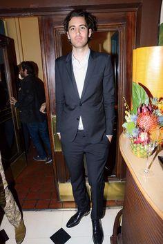 Kyle Hotchkiss Carone – @VanityFair International Best Dressed List 2014 — http://www.vanityfair.com/style/the-international-best-dressed-list/2014/56