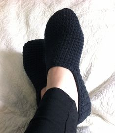 Drops Design, Knit Crochet, Diy And Crafts, Slippers, Lily, Couture, Knitting, Clothes, Crocheting