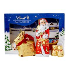 The 32 best christmas inspirations the kids images on pinterest lindt santa sleigh 12 christmas food gift sets cheese hampers sweets chocolates spiritdancerdesigns Choice Image