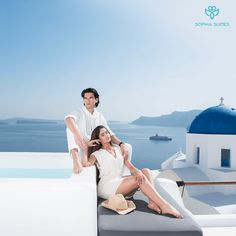 Welcome to paradise! Spend your holidays with your significant other @ Sophia Oia Villa. Imerovigli Santorini, Significant Other, Luxury Living, Luxury Travel, Paradise, Villa, Holidays, Beauty, Luxury Life