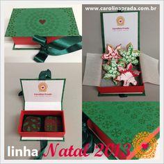 Fudges e cookies natalinos  { Encomendas: carolina@carolinaprada.com.br - até 23/12/13 }