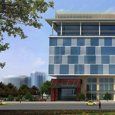 rba is a educational building design architecture in delhi ncr noida