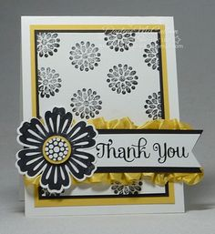 Mixed Bunch Canvas Creations Card by darhm - Cards and Paper Crafts at Splitcoaststampers