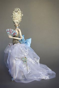 Enchanted art doll - Marina Bychkova