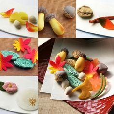 大和屋 季節の干菓子