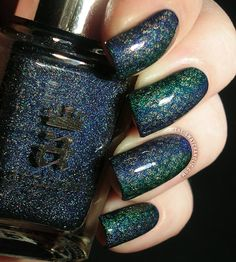 another amazing gradient from swatchaholic <3