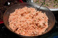 Shrimp Kelaguen