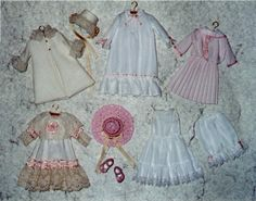 Wendy and Her Wardrobe by Connie Sauve of The China Doll