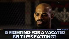 awesome WSOF's champ David Branch: 'People wish to see reenacted deaths'