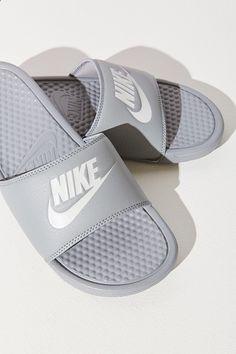 d7131d392a0bcf Nike Benassi JDI Slide More Adidas Slides Outfit