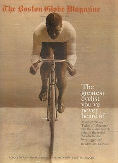 "Marshall ""Major"" Taylor (1878-1932) [The Boston Globe Magazine, settembre 2001]"
