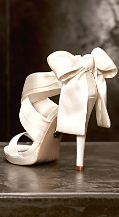 Perfect Wedding Heels