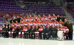 Team Canada Men's Hockey, Sochi 2014