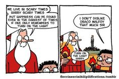 Harry Potter, crazy dumblesore