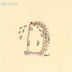I wish I could fly Hedgehog Drawing, Hedgehog Art, Cute Hedgehog, Doodle Drawings, Cartoon Drawings, Doodle Art, Easy Drawings, Hedgehog Illustration, Illustration Art