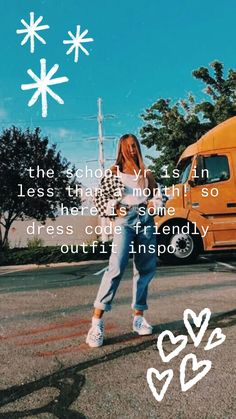 Cute Highschool Outfits, Simple Outfits For School, Trendy Outfits For Teens, Cute Outfits For School, Teenage Girl Outfits, Cute Comfy Outfits, Teenager Outfits, Teen Fashion Outfits, Cool Outfits