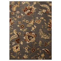 Threshold™ Jacobean Floral Rug Collection