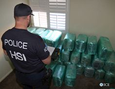 U.S. Immigration and Customs Enforcement announced they nabbed more than 100…