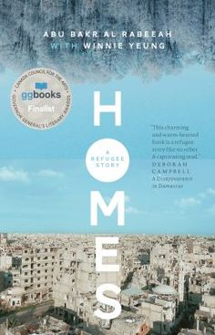 Homes: A Refugee Story: Abu Bakr al Rabeeah, Winnie Yeung: Canada Reads pick. Bravely told. Eye opening in the worst way. Refugee Stories, Syrian Civil War, Local Library, Tell The World, Sleepover, Nonfiction, True Stories, The Book, Good Books