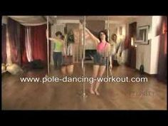 pole dancing workout