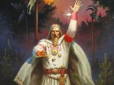 Perun's Day = July 20. On this day, it was assumed that all of the men present at the beginnig, must have a weapon (knife, ax, and if there is a resolution, then something more appropriate). During introductions soldiers make a solemn procession with the song.