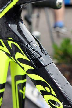 Lampre-ISD unveils Wilier Triestina Cento 1 SR