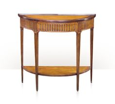 Theodore Alexander - Provicial Bowed Console