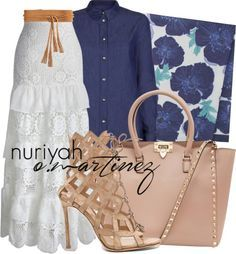 Hijab Outfit #537