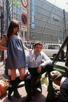 Jane Birkin, The Sixties