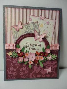 Mojo 227 - Sympathy Card by MeeMaw8 - Cards and Paper Crafts at Splitcoaststampers