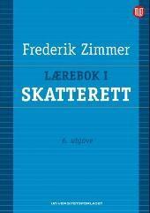 Lærebok i skatterett - Frederik Zimmer