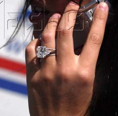 Celebrity Engagement rings - Page 3 - PurseForum