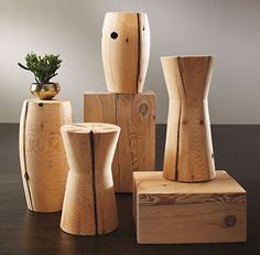 These 27 Stump Stools Will Naturally Fit Anywhere Into Your Life — DESIGNED w/ Carla Aston
