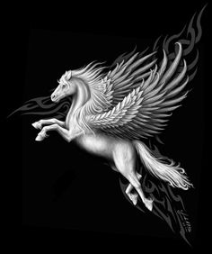 pegasus   Pegasus Dövmeleri