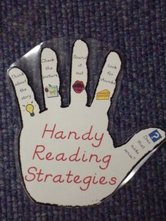 Various links to documents and strategies that could be used for close reading and to improve literacy skills in content areas or literature.