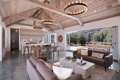 Designer Jennifer Tidwell selected the finishes found throughout the Larkspur home. Photo: Open Homes Photography