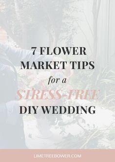 Flower Market Tips - Sign Up — Lime Tree Bower