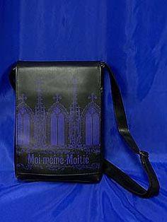 Moi-meme-Moitie Gothic Arch Bag