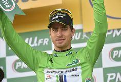 PRO CYCLING WORLDTOUR - Google+ - Le Tour de France @letour Après 9 étapes,@petosagan toujours en vert / after 9 stages,@petosagan still in green #TDF pic.twitter.com/CVKfGvIm9g  #TdF #TdF2014 #TourdeFrance #TdFStage9