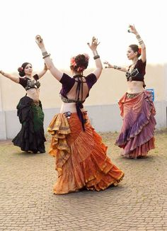 American Tribal Style Belly Dance