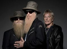 ZZ Top at Bonnaroo 2013