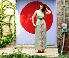Stranger Than Vintage: What I Wore: The Summer Lovin' Edition #outfit #fashion #style