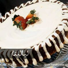 تشيز كيك الشوكولاتة على طريقة منال العالم Cheesecake, Tiramisu, Birthday Cake, Yummy Food, Ethnic Recipes, Desserts, Yum Yum, Target, Cooking Food