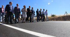 La Diputación de Segovia pone en servicio el nuevo vial que une Palazuelos de Eresma con la CL-601 http://www.revcyl.com/www/index.php/sociedad/item/704-la-diputaci%C3%B3n-de-segovia-pone-en-servicio-el-nuevo-vial-que-une-palazuelos-de-eresma-con-la-cl-601