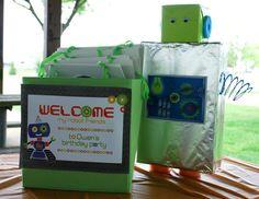 Owenator's Robot Bash - Robots